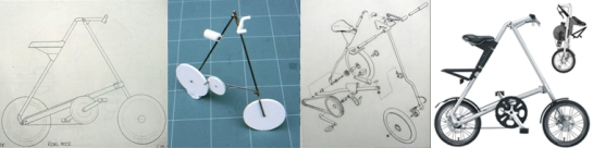 strida design