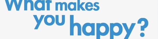 lo que te hace feliz